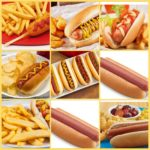Fries and Chips Hot Dog 2